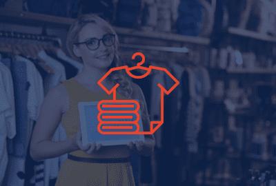 sistema para lojas de roupa calcados